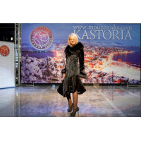 Первый международный меховой показ - фестиваль в Касторье