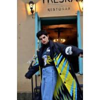 Известный дизайнер Vika Smolyanitskaya представила свою новую коллекцию одежды