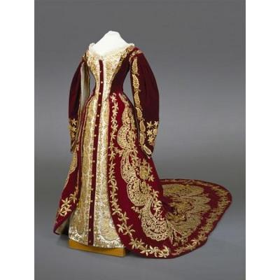 Выставка музейного текстиля в Эрмитаже