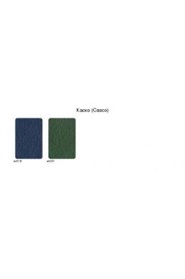 Ежедневник датированный А5 Каско синий, серо-синяя печать
