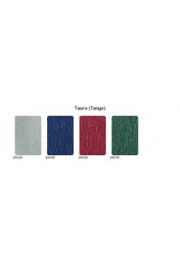 Ежедневник датированный А5 Танго зелёный - серо-синяя печать
