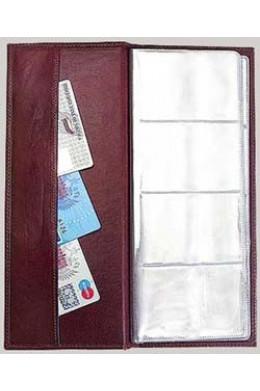 Настольный кляссер на 80 визиток