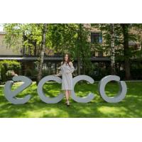 Посол Дании на презентации новой коллекции ECCO