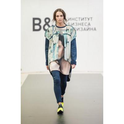 Бионические формы в коллекциях молодых дизайнеров