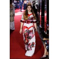 «Самая красивая девочка мира» выросла и представляет бренд Dolce & Gabbana