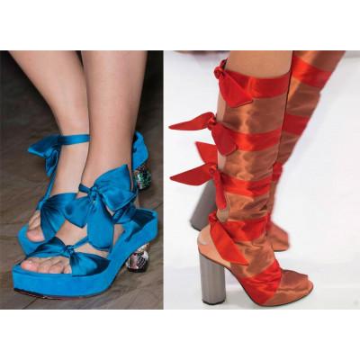 В чем популярность обуви из текстиля