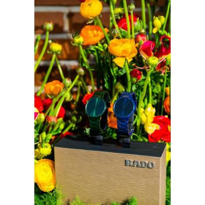 Rado представляет новые швейцарские часы