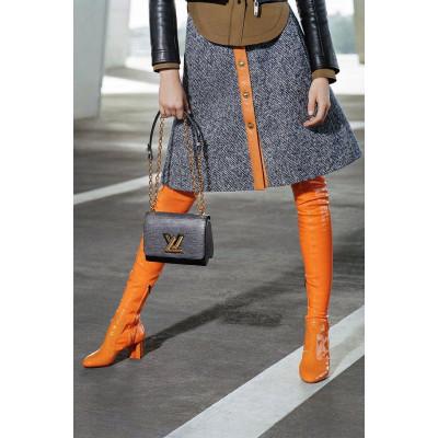 Гламурные 60-е в новой коллекции от Louis Vuitton