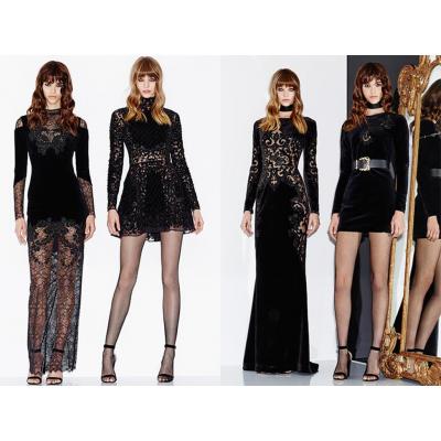 Шикарная коллекция вечерних платьев 2016-2017 года