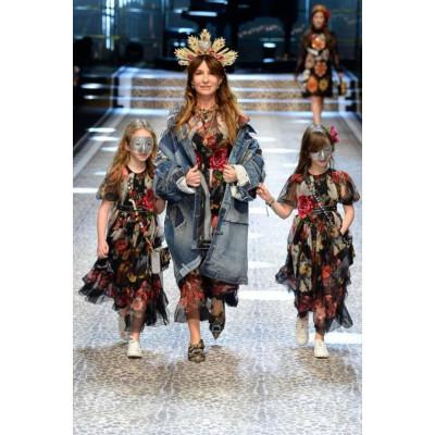Dolce & Gabbana на неделе парижской моды