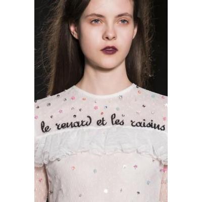 Парижская неделя моды. Модный макияж
