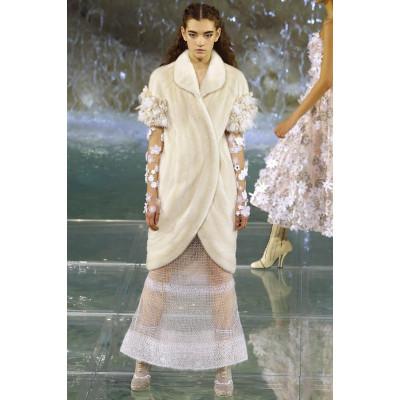 Роскошная коллекция шуб от Fendi