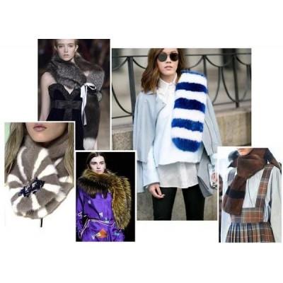 Выбираем шарф – тенденции нового сезона