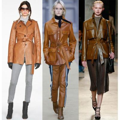 Женские курточки весна – осень