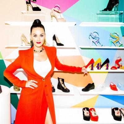 Новая коллекция весенней и летней обуви от Кетти Перри