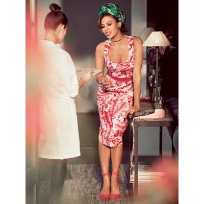 Ева Мендес представляет первую коллекцию одежды