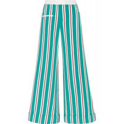 Уверенные шаги или Как очень широкие брюки привлекли внимание дизайнеров