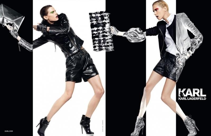 Бренд Karl Lagerfeld планирует открытие своих магазинов в Москве