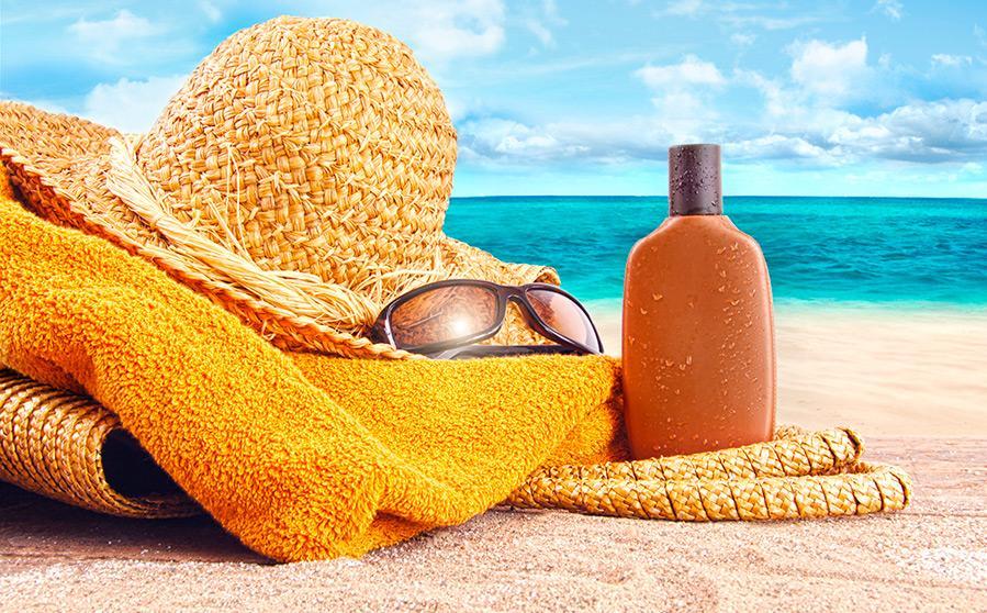 Как защититься от палящего солнца