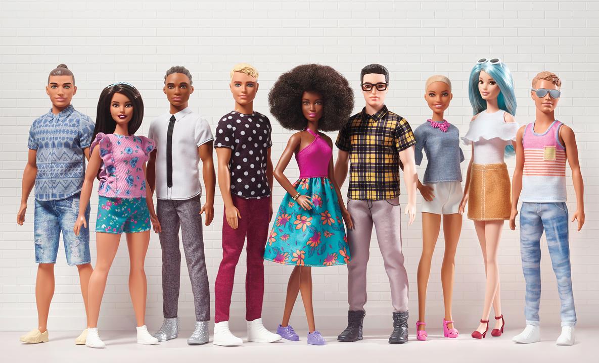 Fashionistas куклы