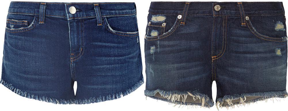 Короткие шорты. Как правильно выбрать модель