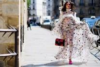 Мода на улицах Парижа