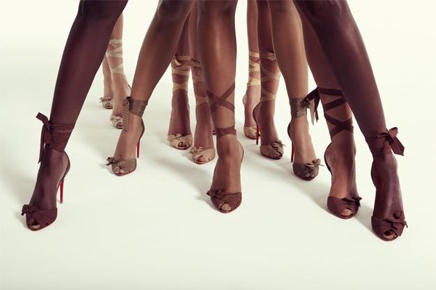 Новая линейка обуви от Кристиана Лубутена