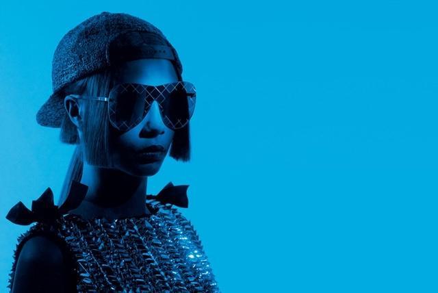 Возвращение Кары Делевинь в модельный бизнес