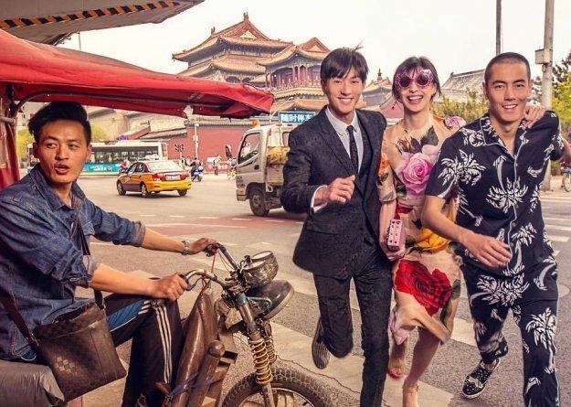 Пекинцы не приняли новый кампейн от  Dolce&Gabbana