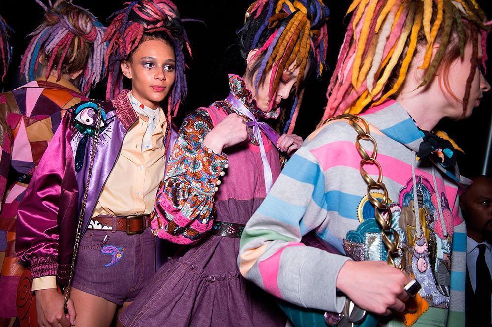 Скандальная мода от Marc Jacobs