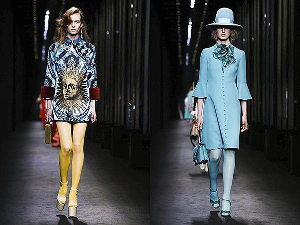 Новая мода от Gucci