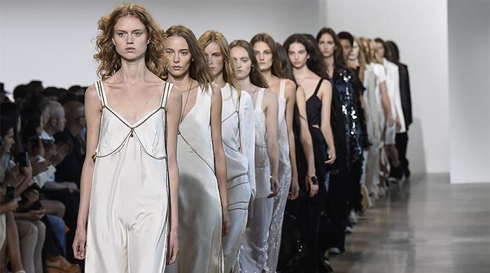 Calvin Klein не будет участвовать в Нью - Йоркских показах