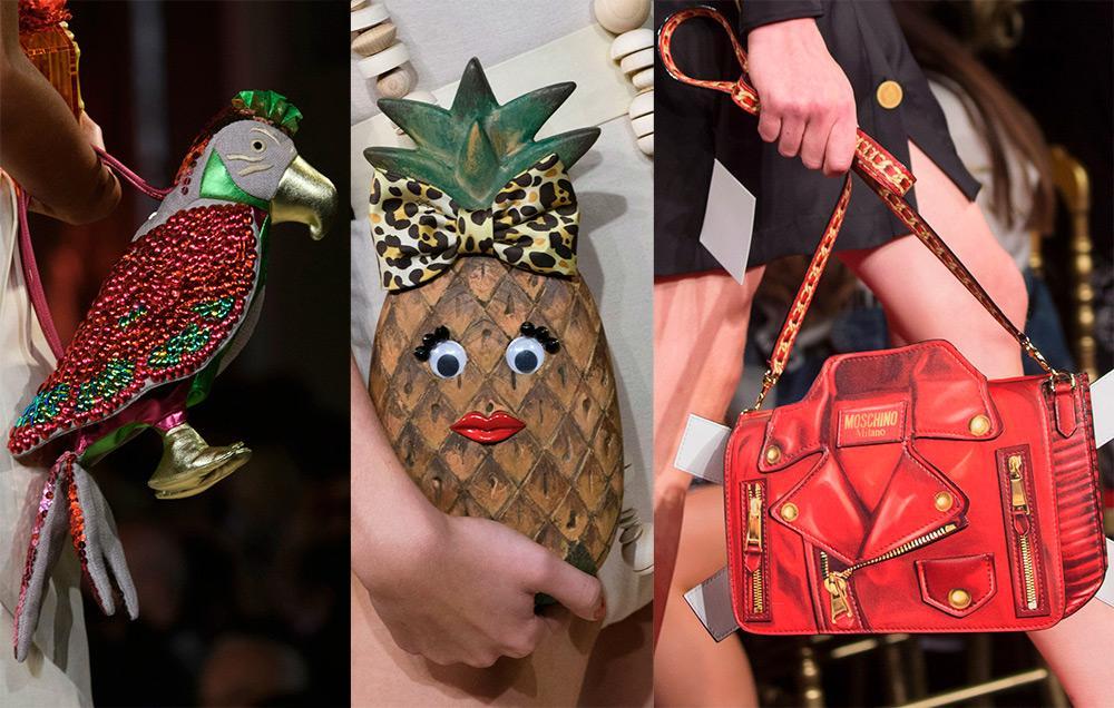 Самые оригинальные сумки нового сезона