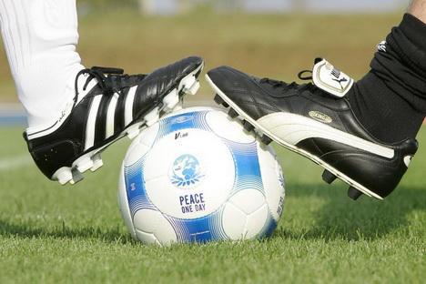 Adidas и Puma. История рождения