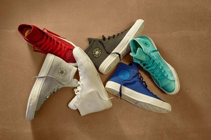 Совместный проект Converse и Nike