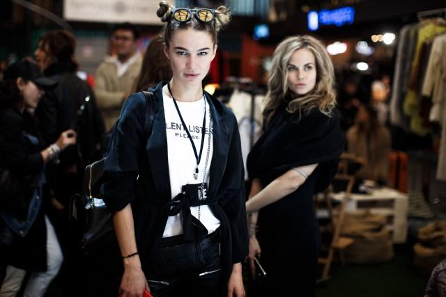 Фестиваль концептуальной моды в Москве