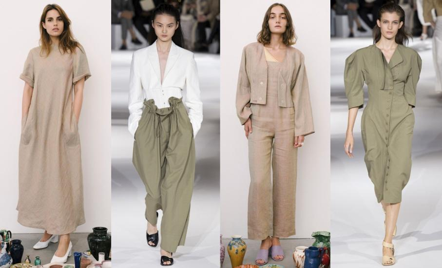 На подиумах – мода на сафари