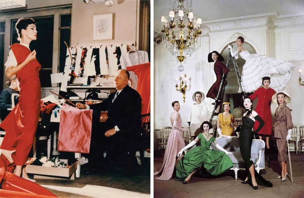 Модному дому Диор – 70 лет